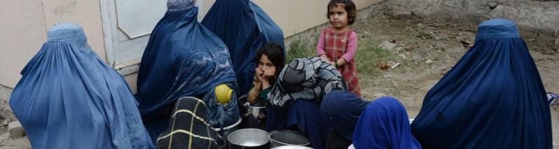 در کنار جنگهای خشونتآمیز، خشکسالی به مشکلات افغانستان میافزاید