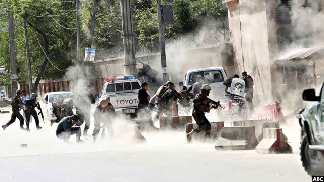 Kabul-blast