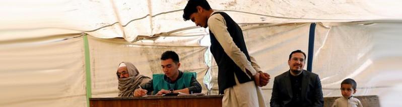 انتخابات ریاست جمهوری افغانستان؛ ثبت نام تقویتی چگونه سپری می شود؟
