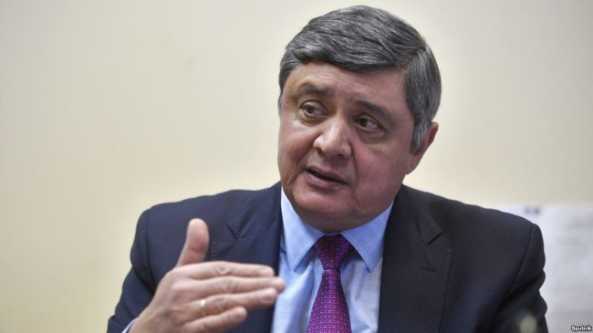 ضمیرکابلوف، نماینده ویژه روسیه
