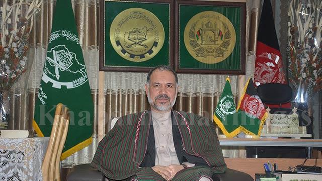 عبدالغنی کاظمی، رییس حزب حرکت اسلامی افغانستان