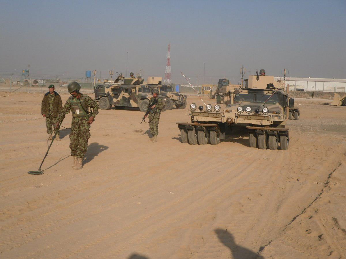 army in afghanistan