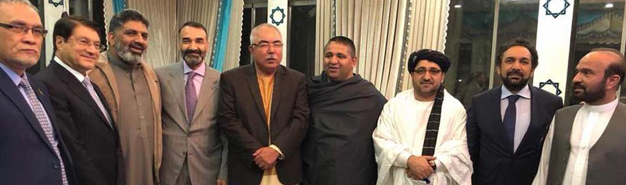 چهرههای با نفوذ شمال، شرق و جنوب در یک ائتلاف تازه؛ «ائتلاف بزرگ ملی افغانستان» در مسیر ائتلافهای گذشته؟
