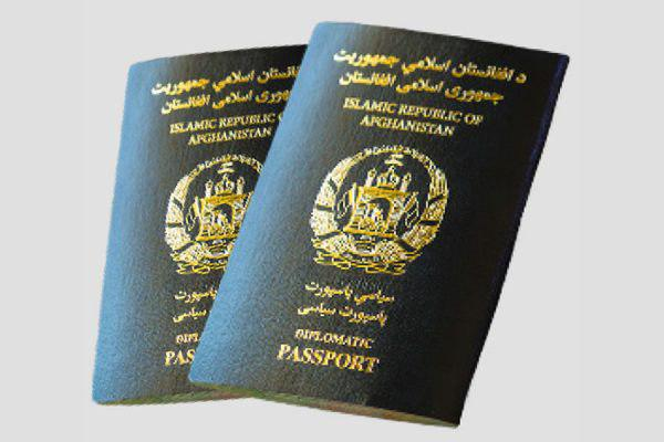 passports of afghanistan
