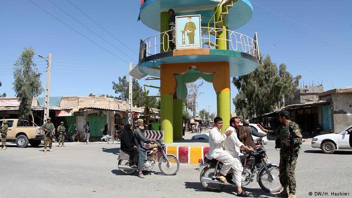 روز چهار شنبه(23 عقرب)، نیروهای طالبان بار دیگر وارد مرکز ولایت فراه در غرب افغانستان شدند