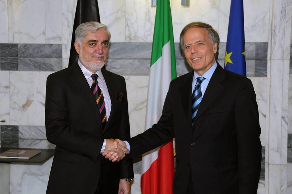 Italy and Afghanistan