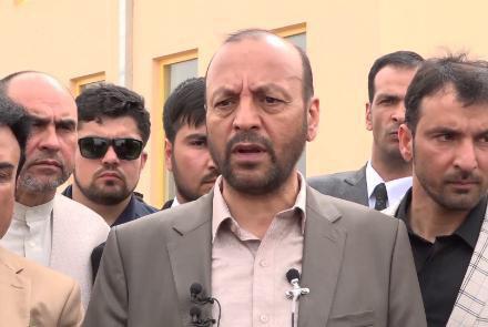 Balkh governor