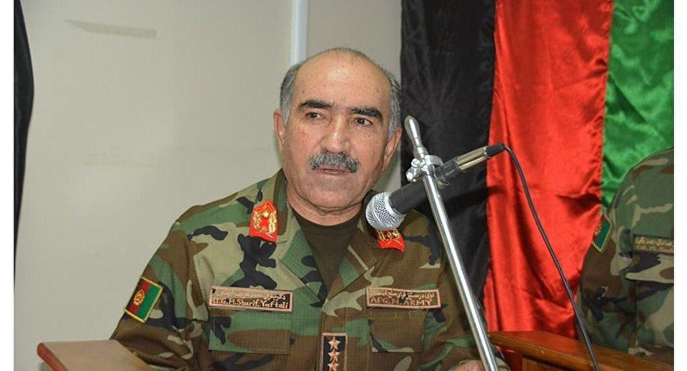 General mohammad sharif yaftali
