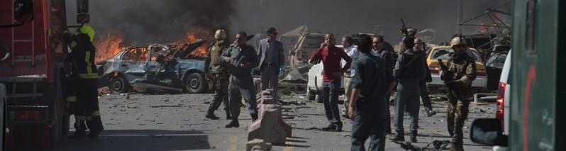 پس از انفجار مرگبار چهارراهی زنبق؛ ۲۳ حمله و بیش از ۱۷۰۰ قربانی در یک سال گذشته کابل