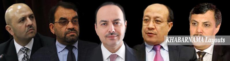 استعفا  و برکناری ۸ وزیر اقتصادی کابینه افغانستان؛ از اختلافهای رهبران حکومت تا تیمسازی و تضعیف رقیب