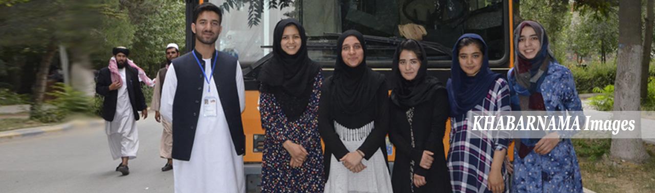 از تیوری تا عمل؛ رستورانت اتوبوسی دختران خلاق دانشجو در کابل