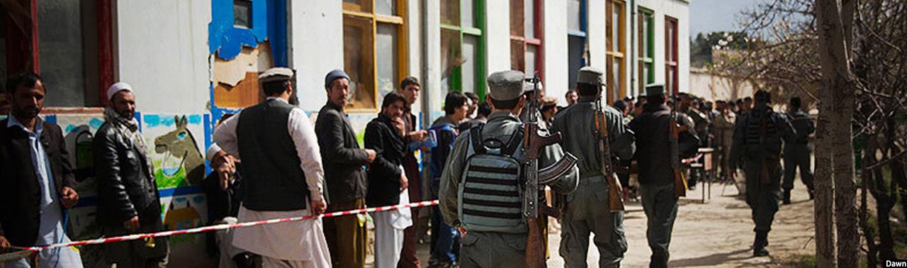 ر روند ثبت نام بامیان همه اقشار واجد شرایط رایدهی در این پروسه اشتراک نداشته اند