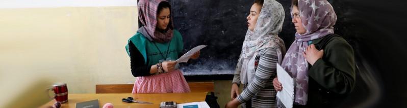 نبود هیچ نامزد زن در ۳۴درصد شهرستانهای افغانستان؛ تلاش کمیسیون انتخابات برای تغییر شرایط و ثبتنام نامزدان بیشتر زن