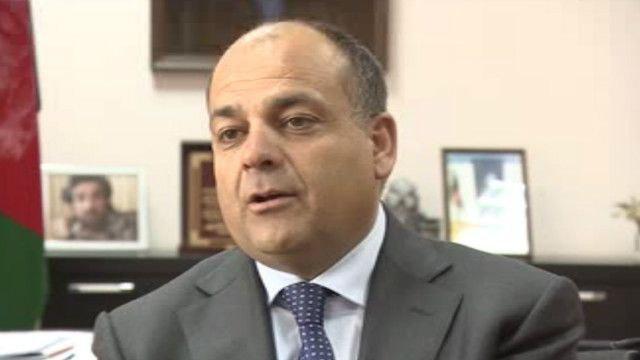 ویس احمد برمک، وزیر امورداخله