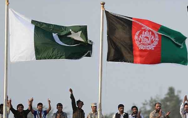 afghanistan and pakistan flag