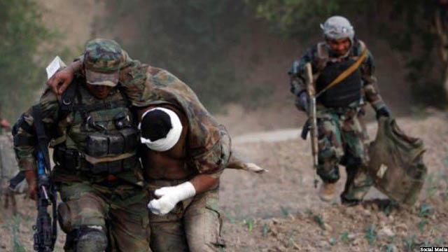 هر شب حدود 150 سرباز از سوی گروهای مخالف مسلح قتل عام میشوند