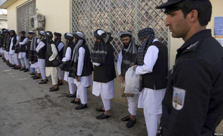 hezab islami prisoners