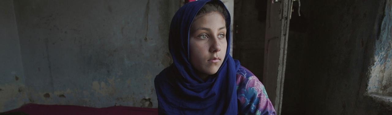 «مینه سرگردان» ، قصه دختری در خیابانهای کابل
