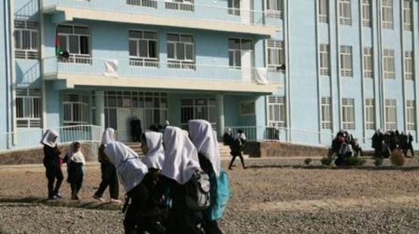 school in helmand