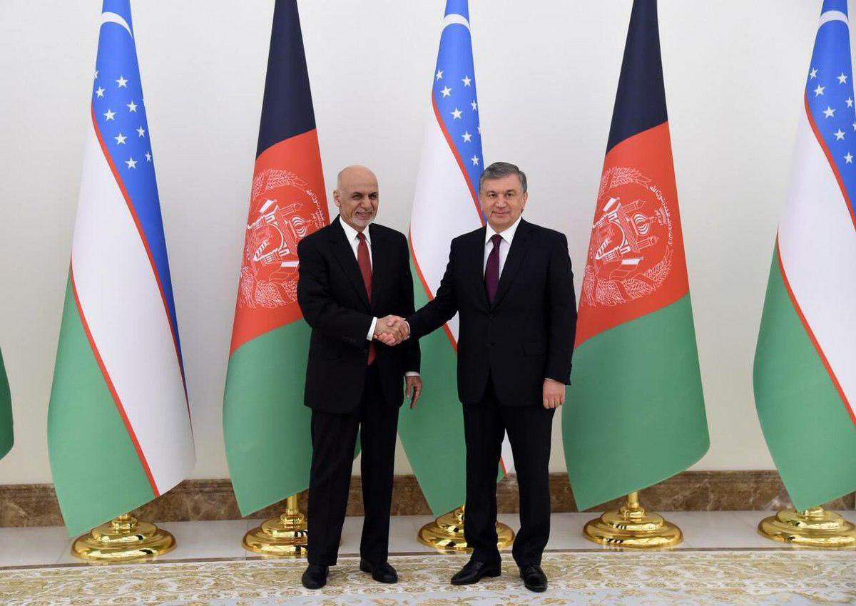 uzbakistan and af with taliban