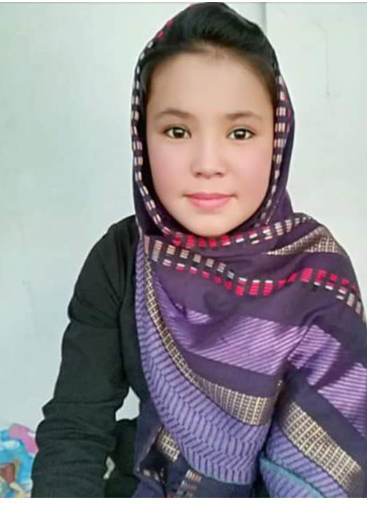 14 years girl