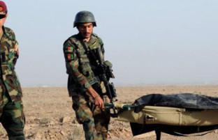 نگرانی از افزایش تلفات نیروهای نظامی افغانستان؛ ۱۴۰ کشته تنها در ۳ ولایت