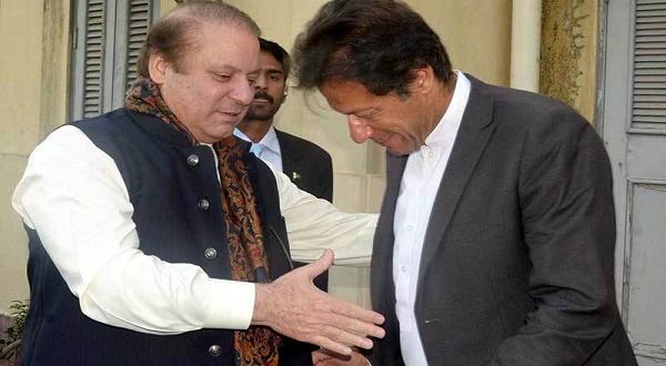 Imran-Nawaz-Sharif