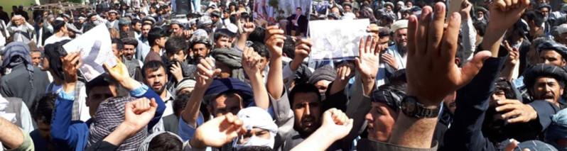 انتخابات در کشاکش تنشها میان حکومت و هواداران جنرال دوستم؛ کمیسیون انتخابات برای تعویق برگزاری انتخابات آمادگی میگیرد!