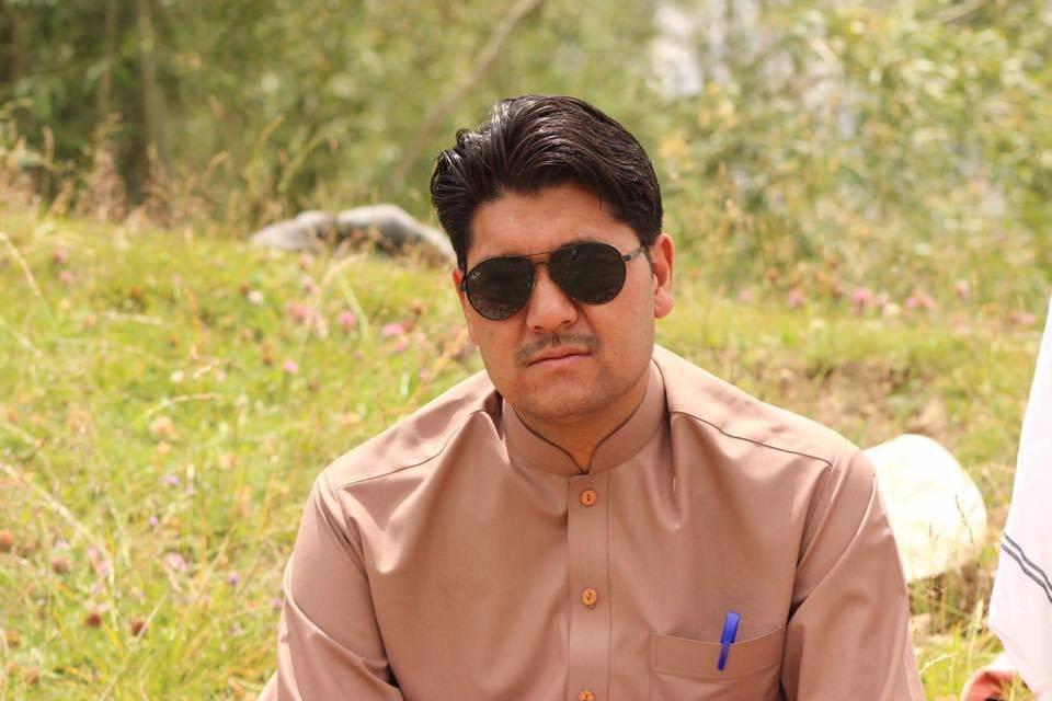 وحید رحیمی، یکی از بازرگانان کابل
