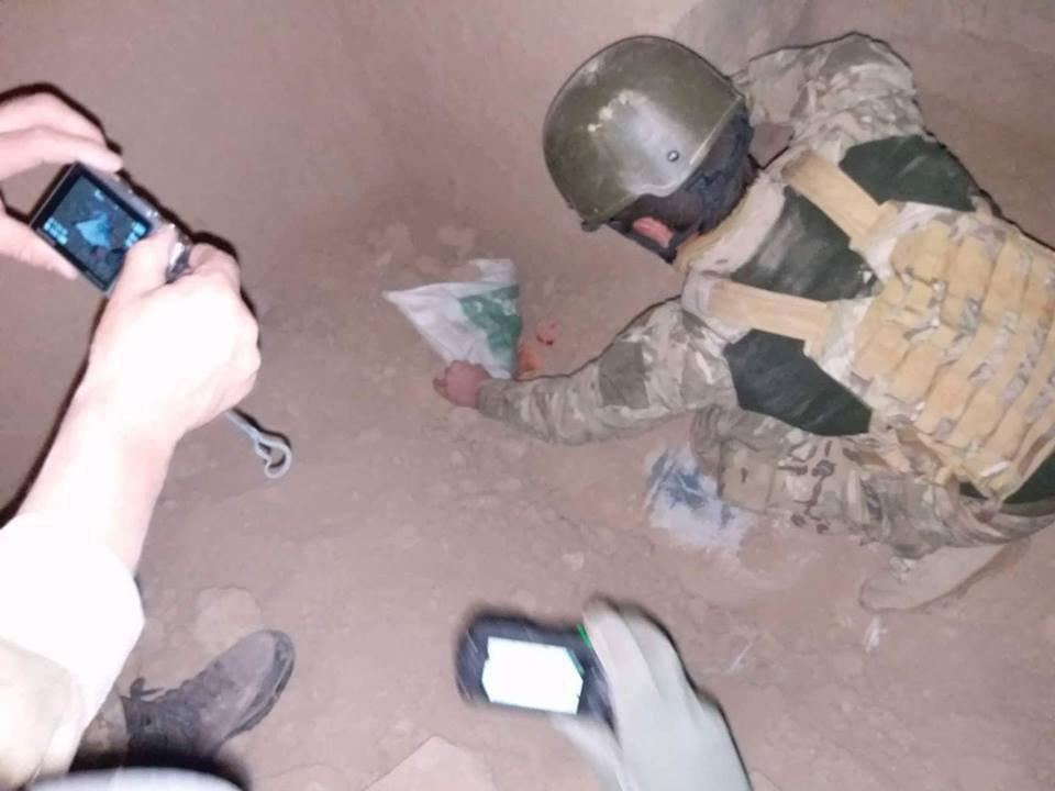 drugs founded in kandahar