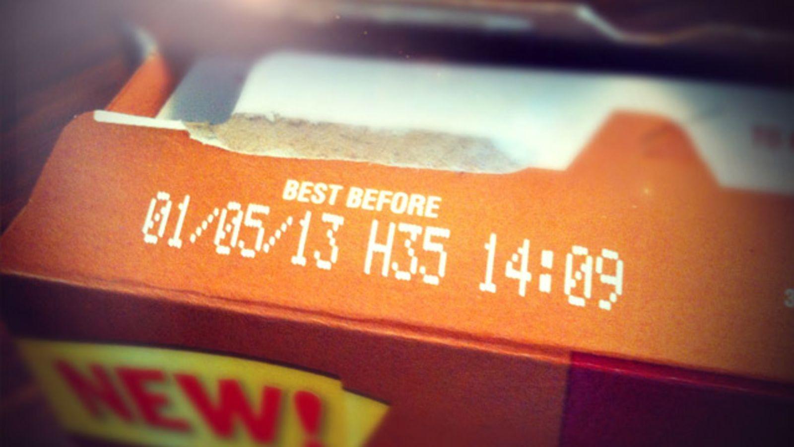 expired foods