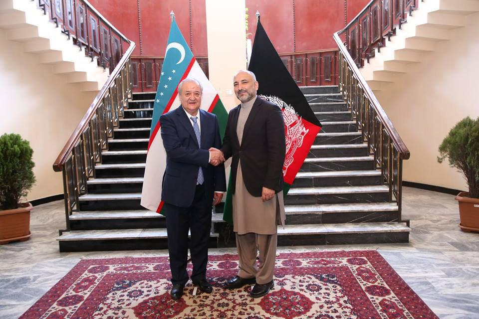 hanif atmar and abdulaziz