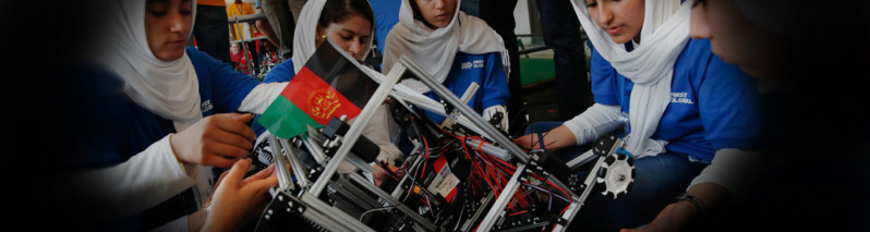گروه دختران رباتساز افغانستان؛ پیروزیهای پیدرپی و چشمانداز آیندهای درخشان