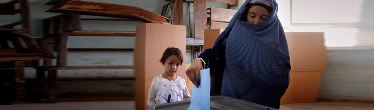 توجه گسترده جامعه بین المللی؛ رفع نگرانی های جدی و تمویل ۵ نهاد نظارت از انتخابات پارلمانی ۹۷
