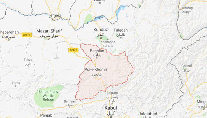 Baghlan province