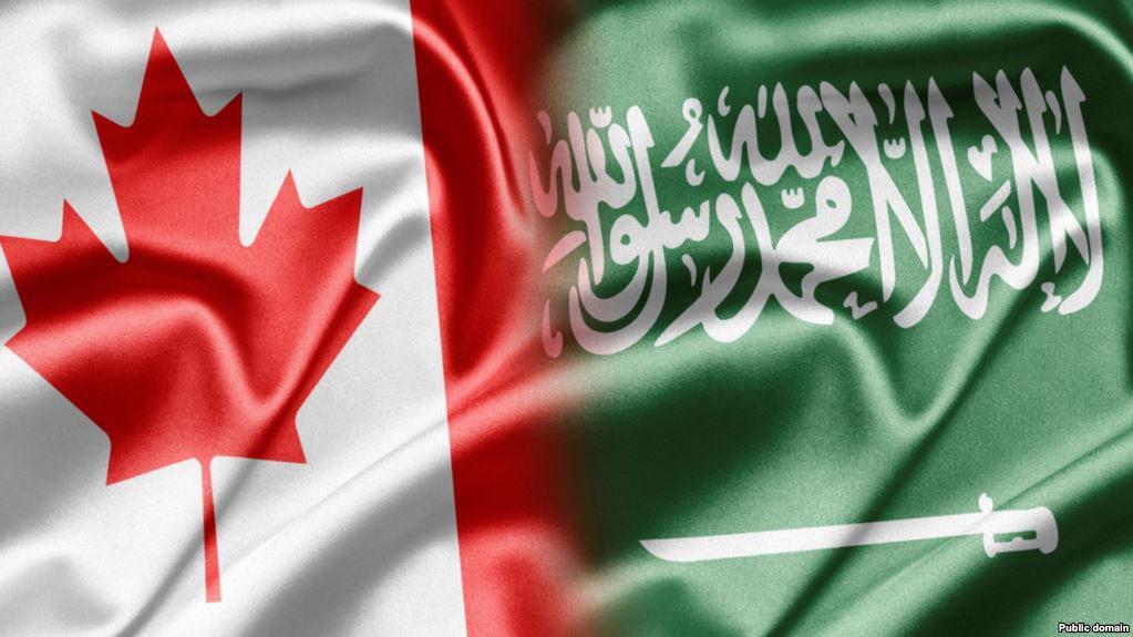 Canada to Saudi Arabia