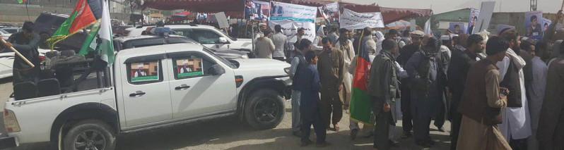 چالشهای روزافزون برگزاری انتخابات افغانستان؛ دفتر مرکزی کمیسیون انتخابات نیز بسته شد