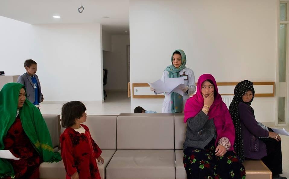 bamiyan hospitals