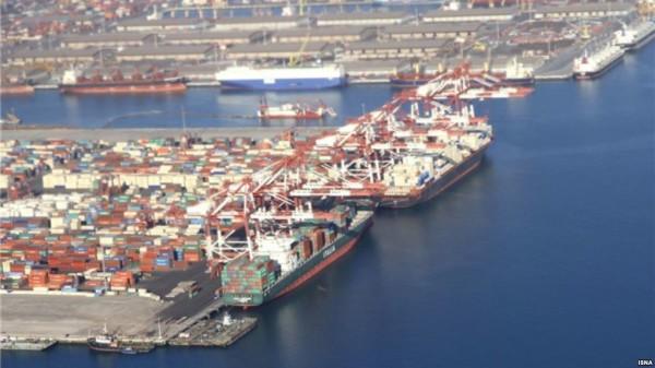 در ماه حوت سال جاری خورشیدی نخستین محموله صادراتی افغانستان از طریق بندر چابهار به هند صادر شد