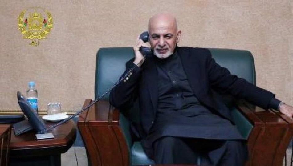 محمد اشرفغنی، رییس جمهوری افغانستان پس از 14 ساعت از ادامه این تظاهرات، با معترضان از طریق تلفن صحبت کرد