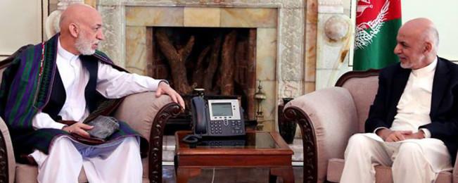 تقلای ارگ و مانور کرزی؛ آیا دیدارهای تاکتیکی رییس جمهور با رهبران سیاسی افغانستان راه به جایی خواهد برد؟