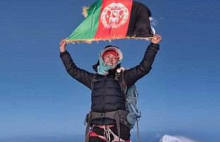 «حنیفه یوسفی»؛ «ببر قله نوشاخ» رکورد «ببر کوهستان» را شکست!