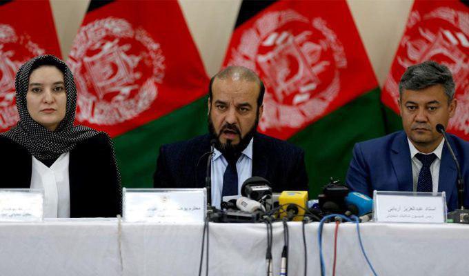 گلاجان عبدالبدیع صیاد، رییس مستقل انتخابات