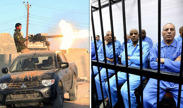 400 prisoners escaped in libya