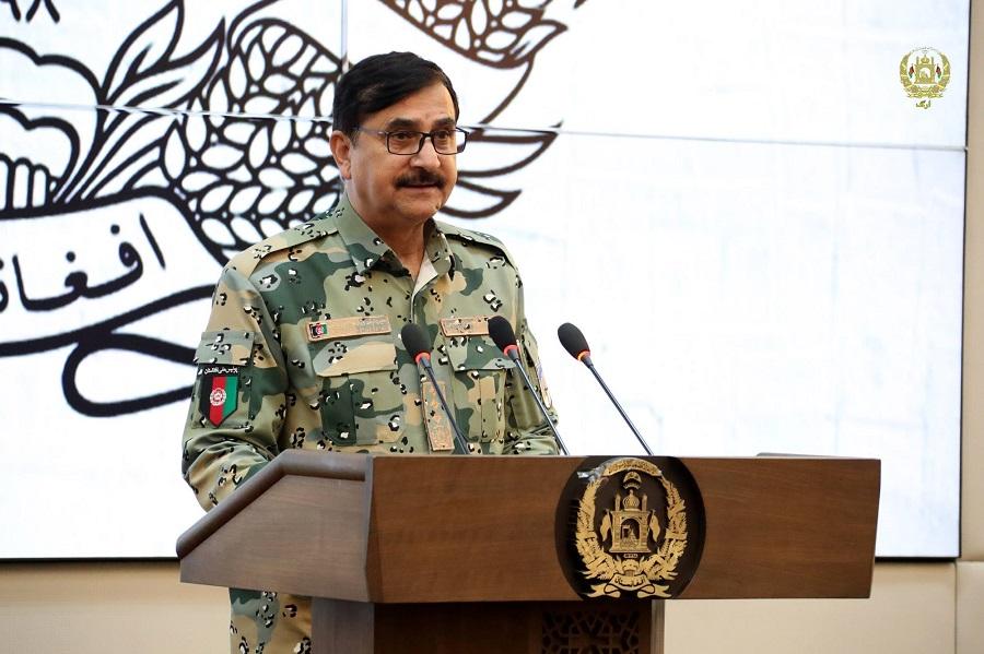 اخترمحمد ابراهیمی، معین ارشد امنیتی وزارت داخله