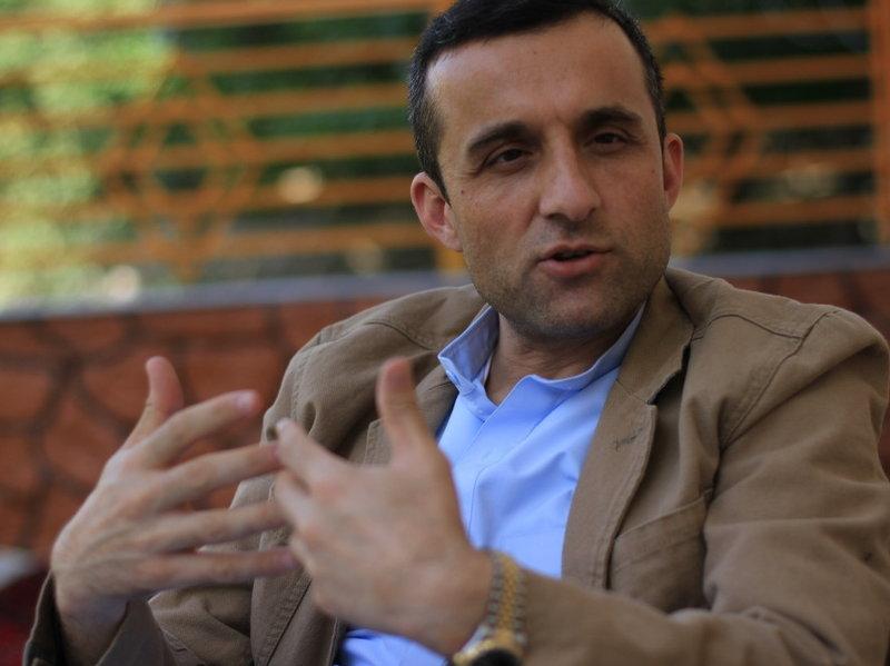 امرالله صالح، رییس پشین امنیت ملی افغانستان
