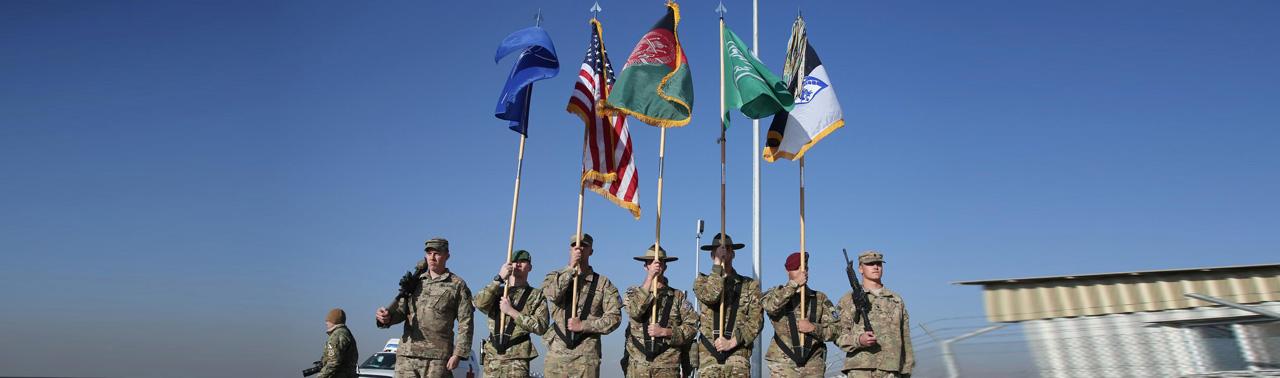 چالش بزرگ انتخابات افغانستان؛ آیا نیروهای ناتو از پس تأمین امنیت برخواهند آمد؟