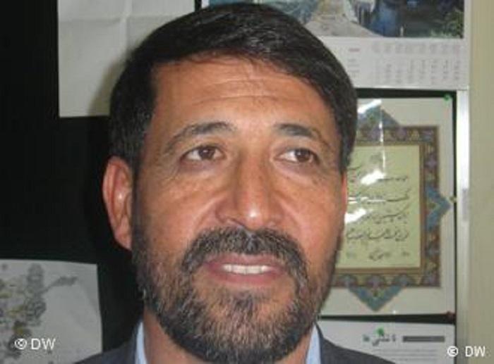 عزیز رفیعی رییس مجمع جامه مدنی افغانستان (مجما)