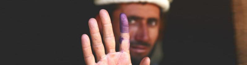 تازه های انتخاباتی؛ توقف گفتگوهای صلح و برگزاری انتخابات تا کمتر از ۲۰ روز دیگر