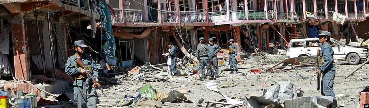 غزنی یک ماه پس از حمله طالبان؛ هنوز کمربندهای امنیتی شهر تکمیل نشده و شهرستانها همچنان بهدست طالبان است